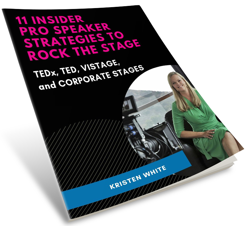 11 Insider Pro Speaker Strategies to Rock the Stage