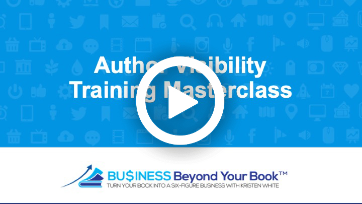 Author Visibility Training Masterclass